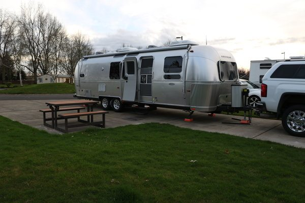 The Best Airstream Camping in February | Airstream
