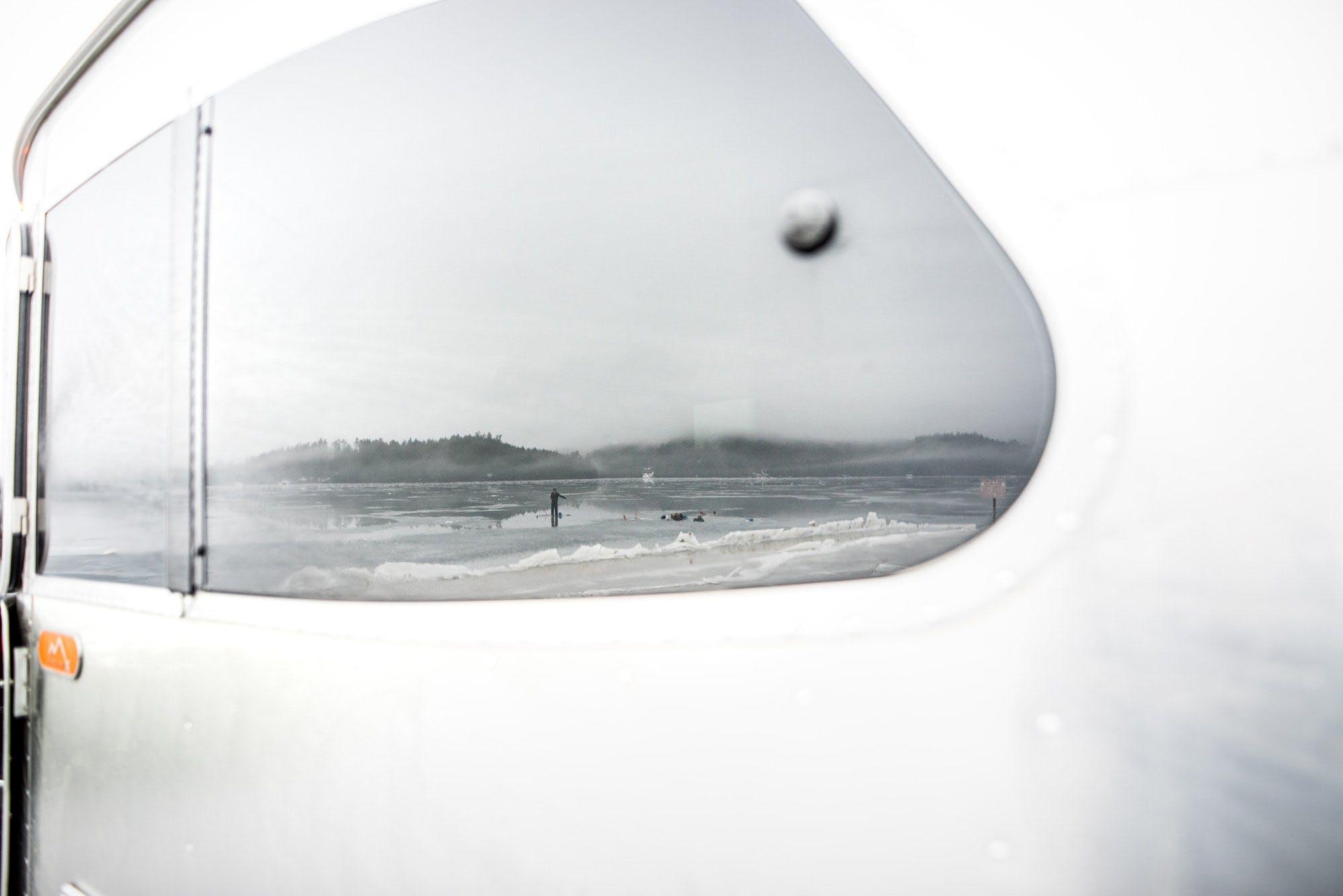 Airstream Basecamp X Exterior Window