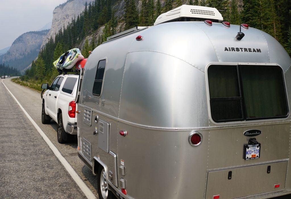 Airstream-Travel-Trailer-Mountain-Road