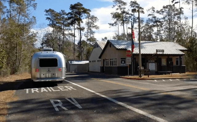 The Best Airstream Camping in March | Airstream