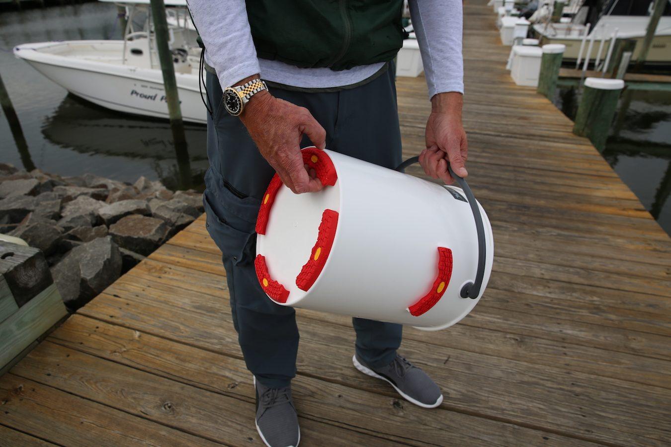 Huck Bucket - Bottom