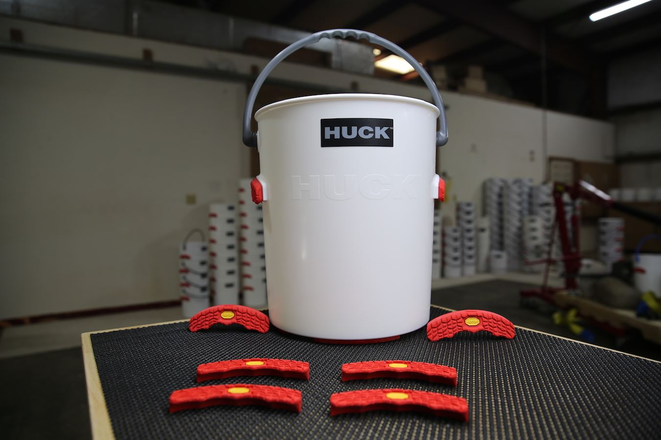 Huck Bucket