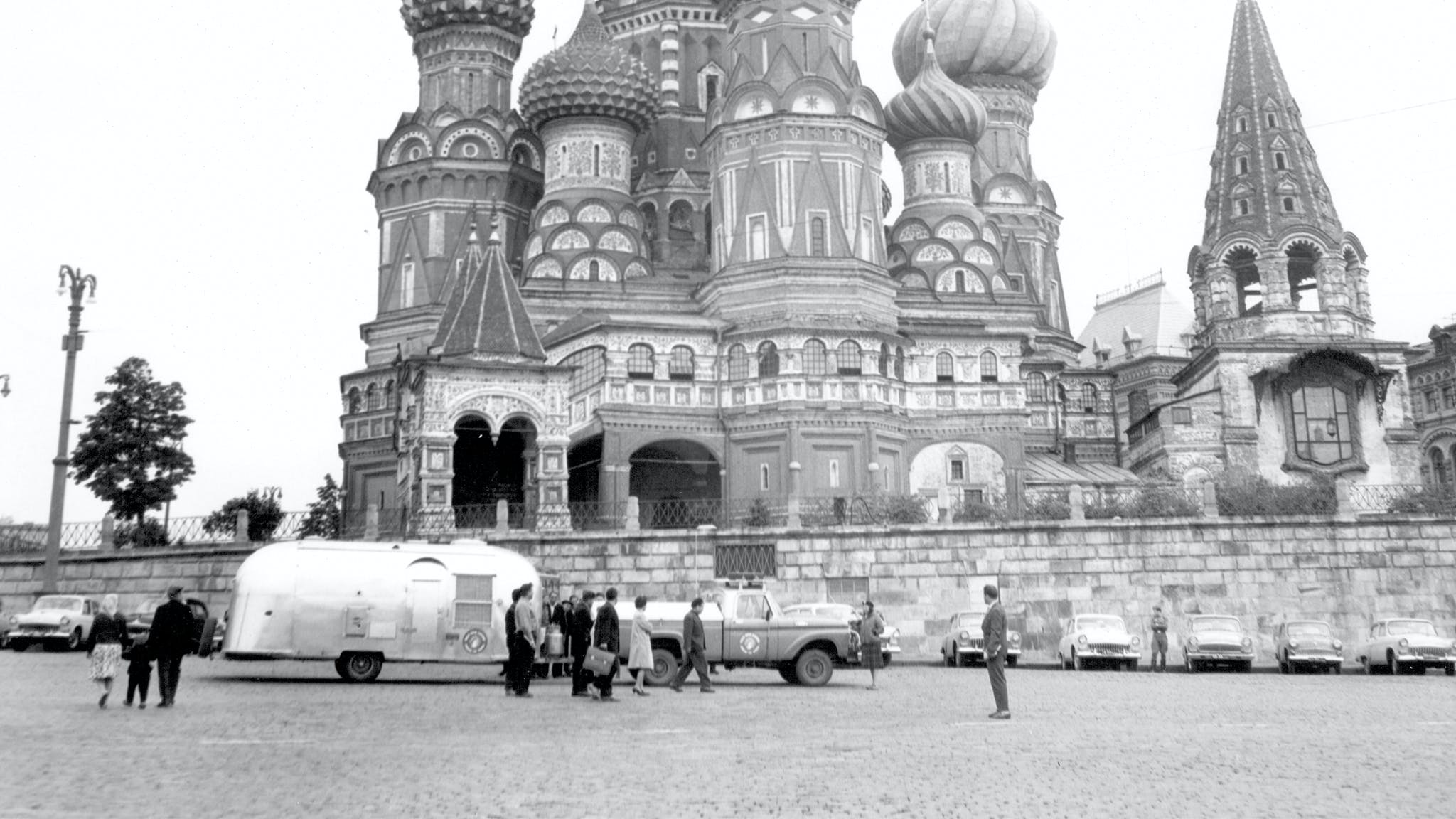 Airstream International Caravan Kremlin