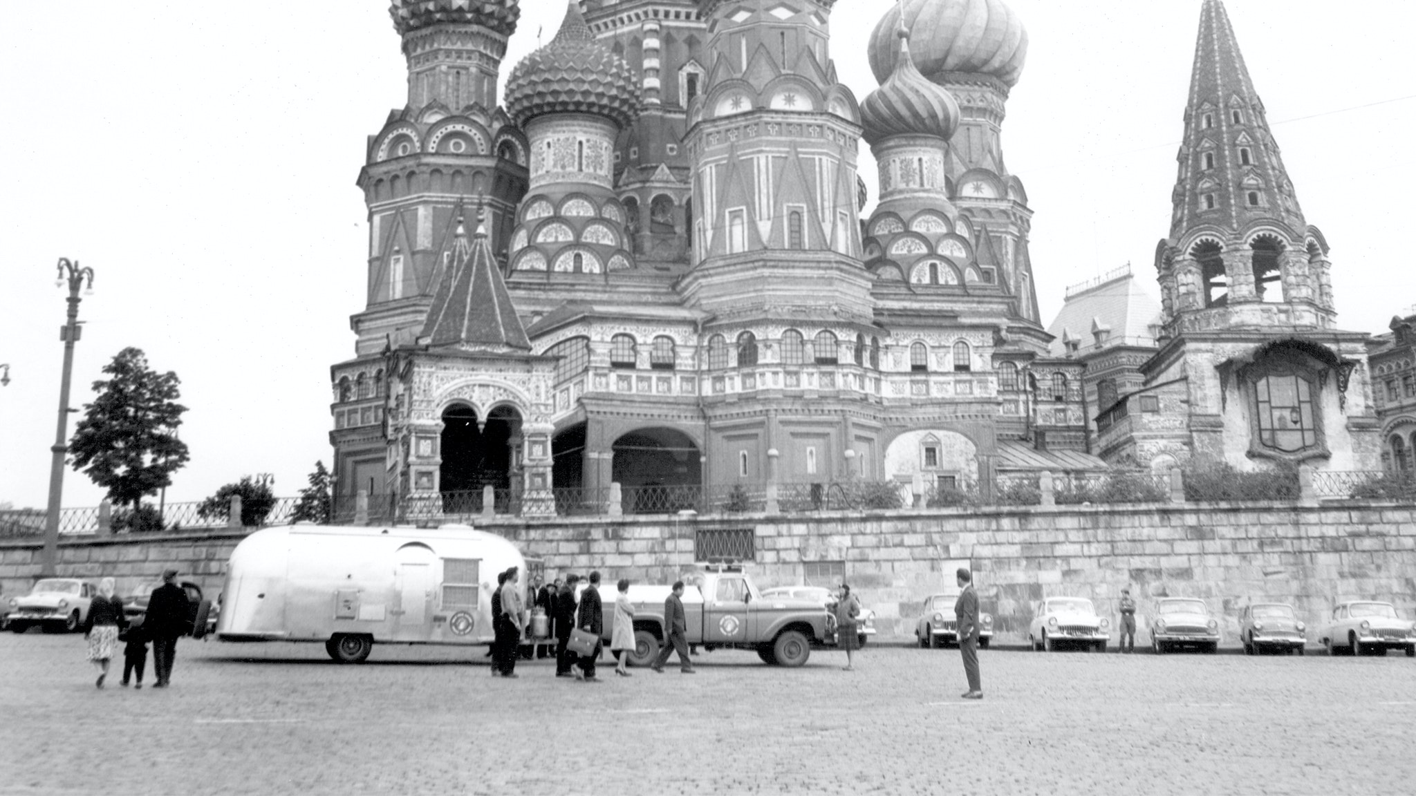 Airstream International Caravan Kremlin