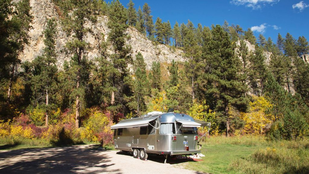 Airstream Globetrotter Travel Trailer