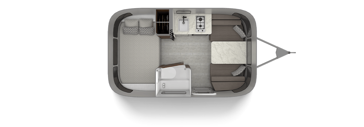 Caravel 16RB Floor Plan
