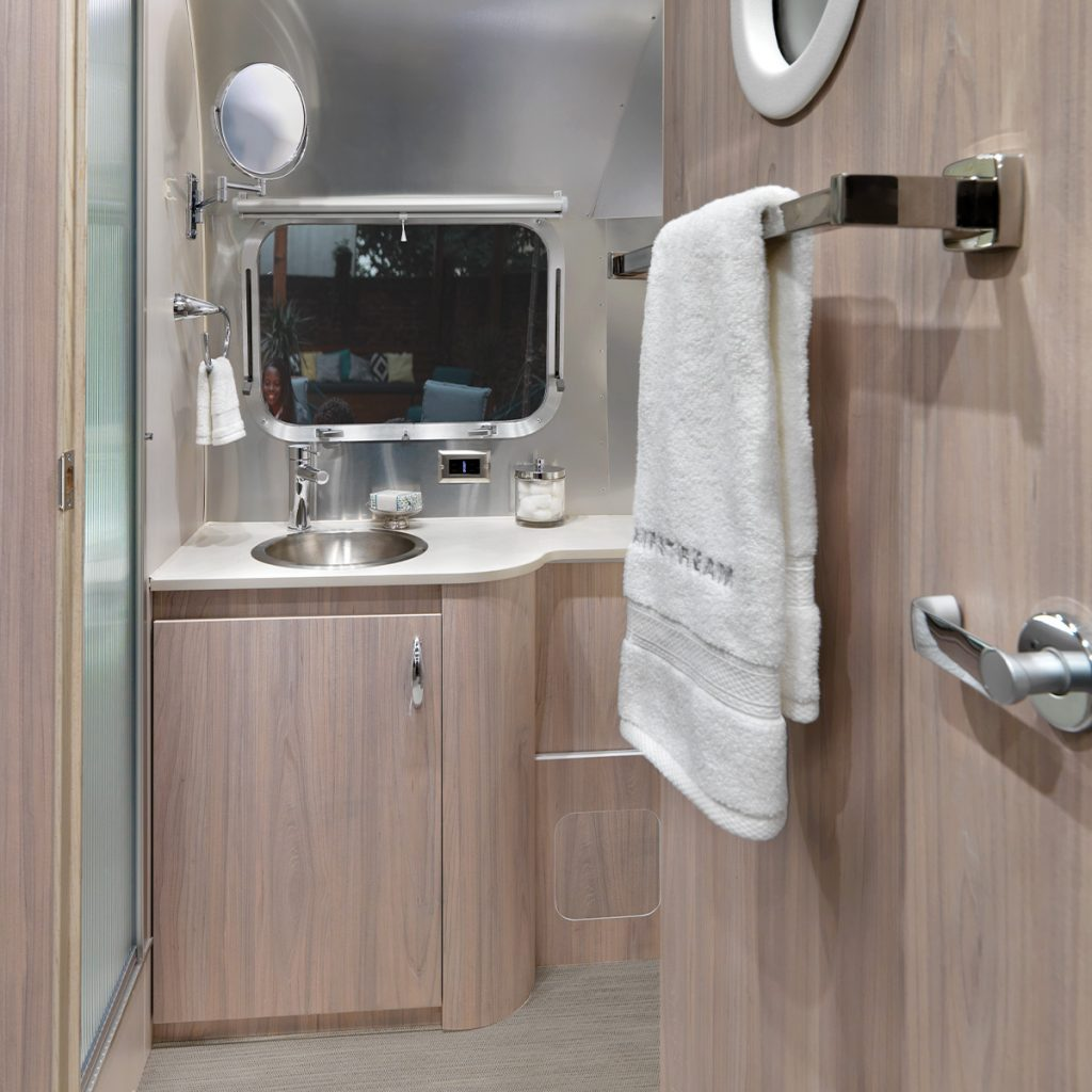 Globetrotter 23 Floorplan Bathroom