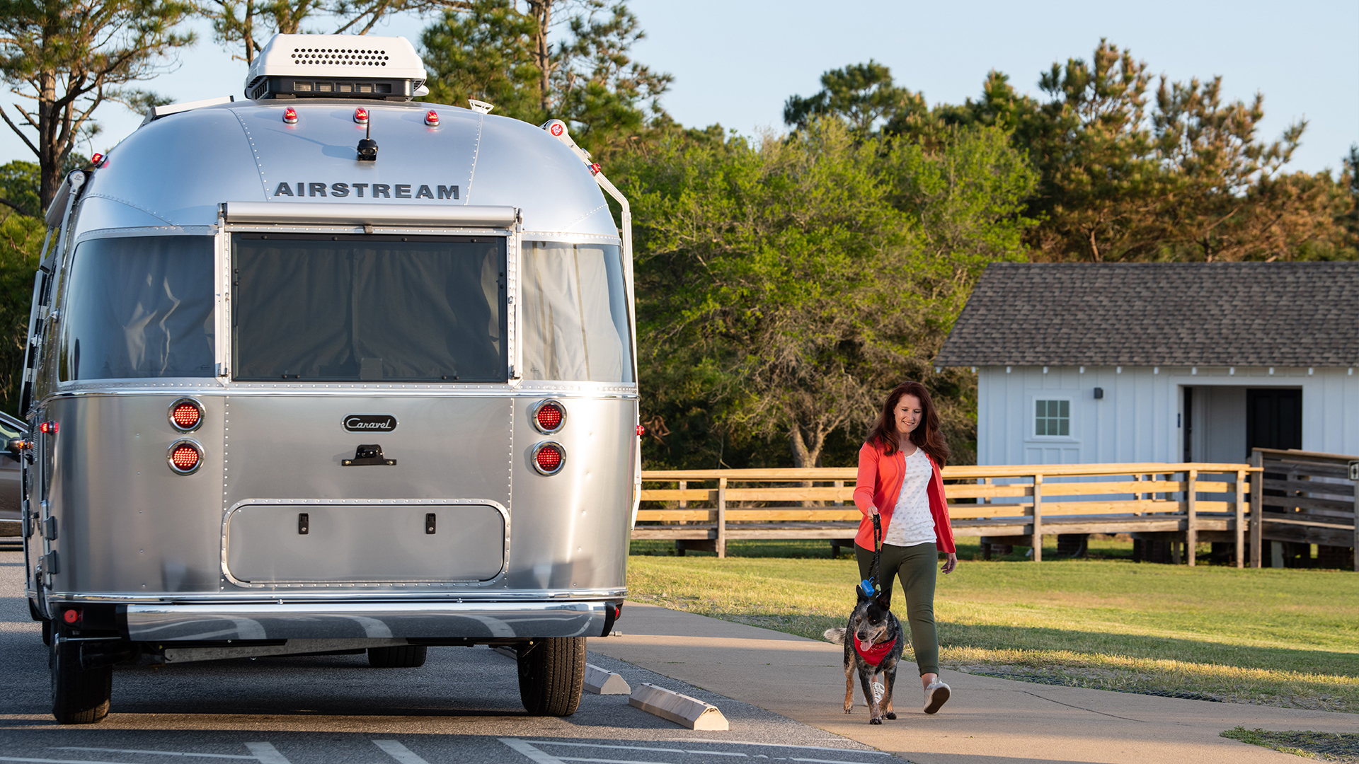 Caravel Travel Trailers Airstream