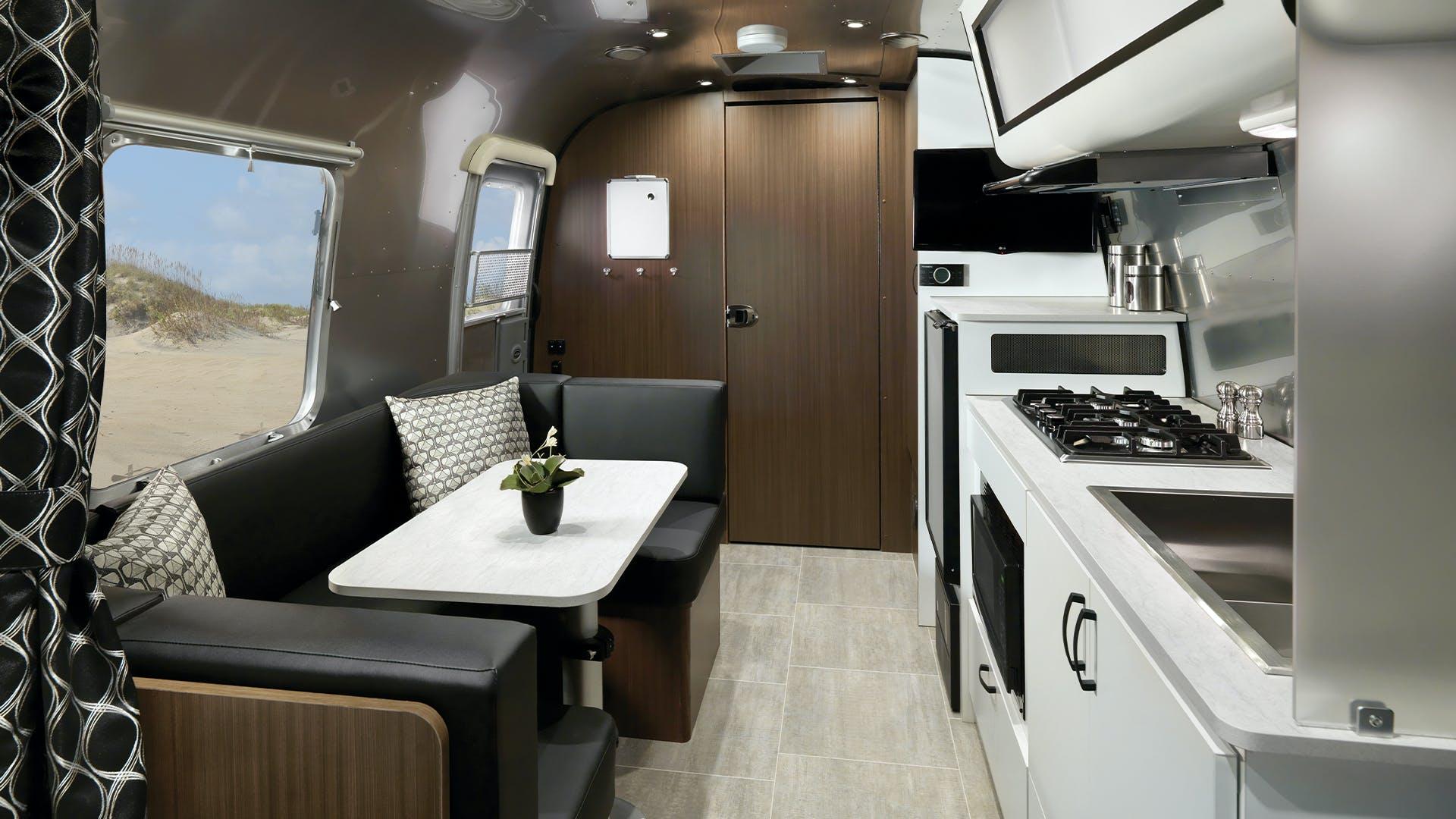 Caravel Travel Trailers Airstream