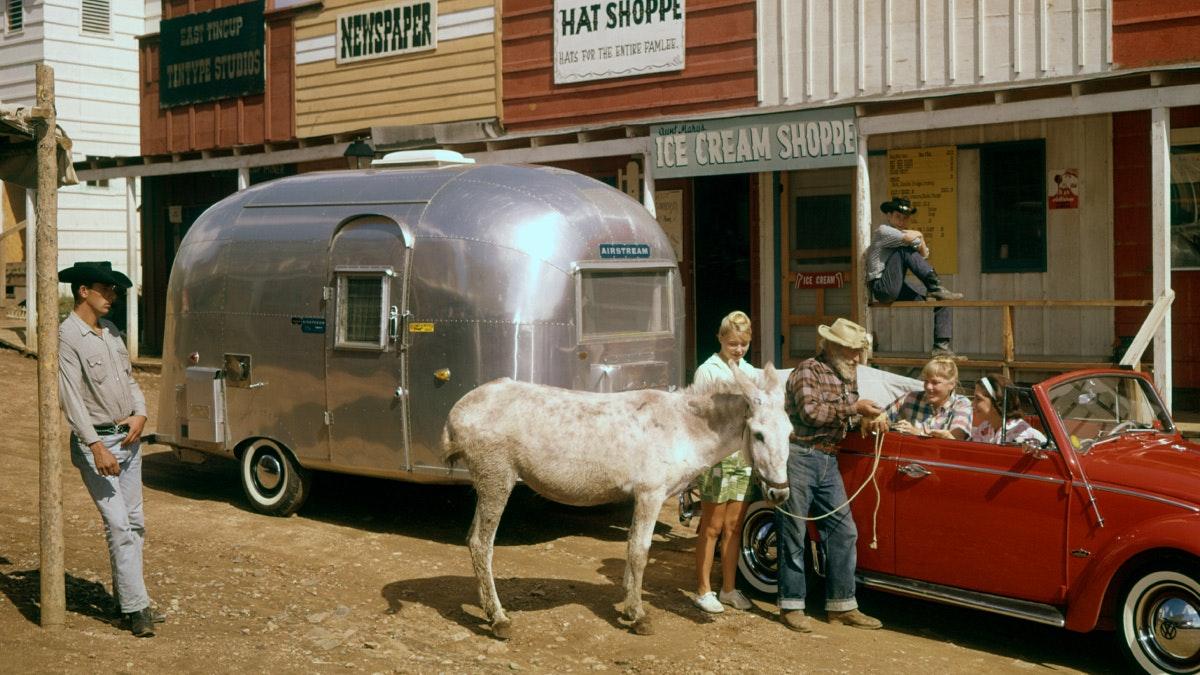 2020 Airstream Bambi