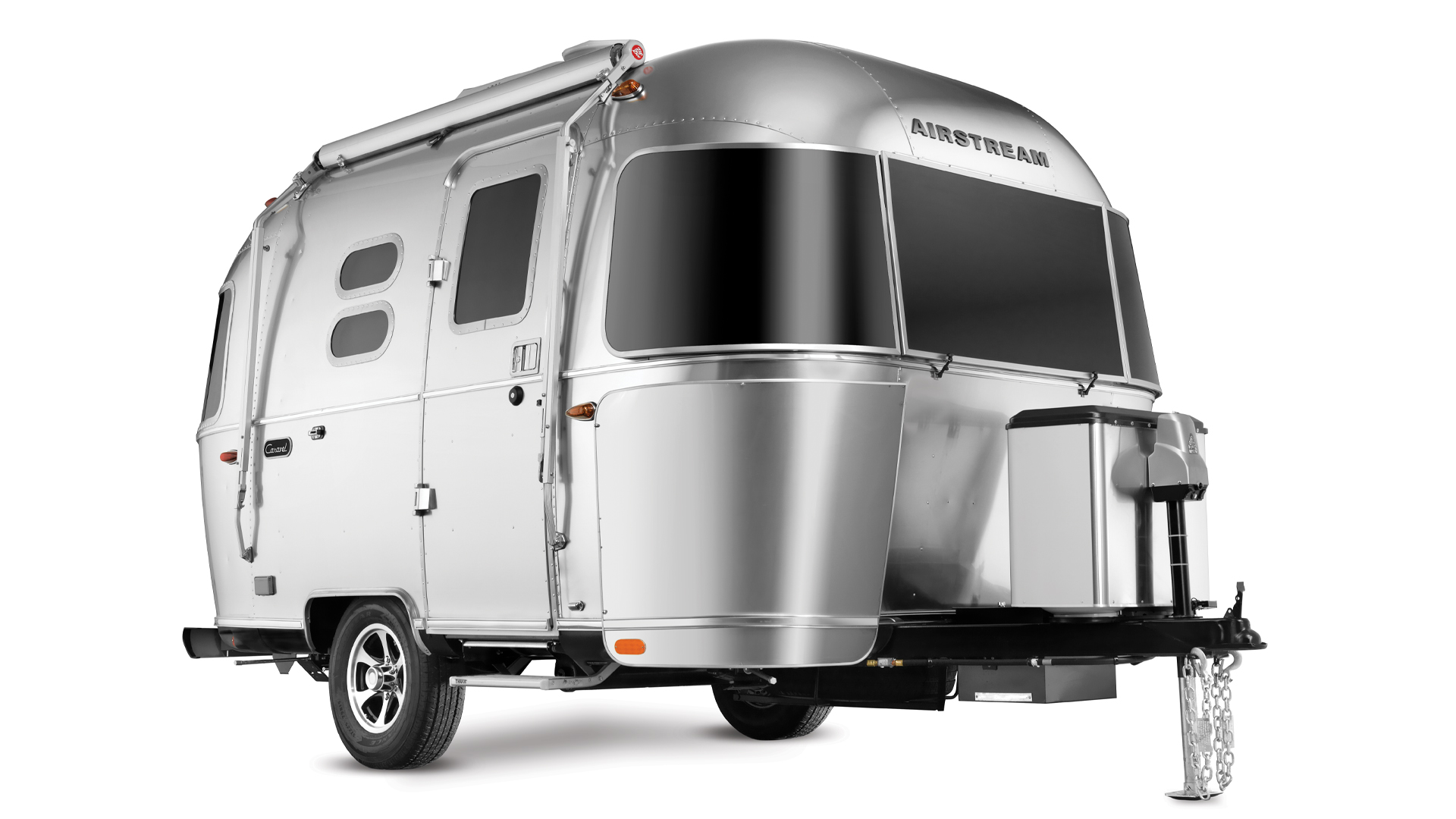 Airstream Caravel 16RB Travel Trailer Exterior