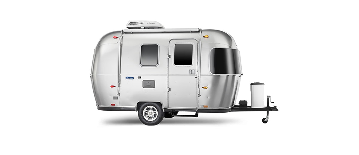 Nest | Travel Trailers | Luxury Fiberglass Airstream