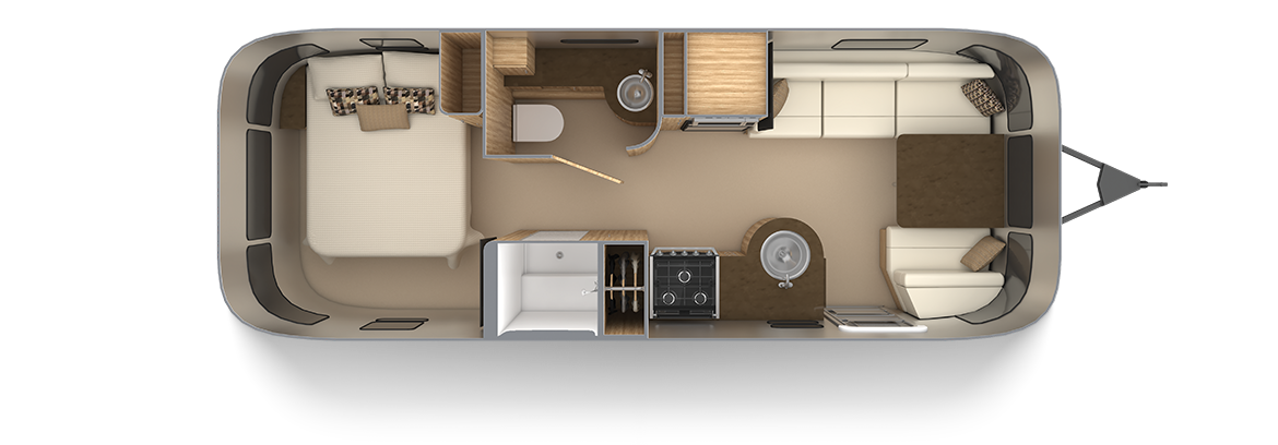 Flying Cloud | Travel Trailers | Airstream