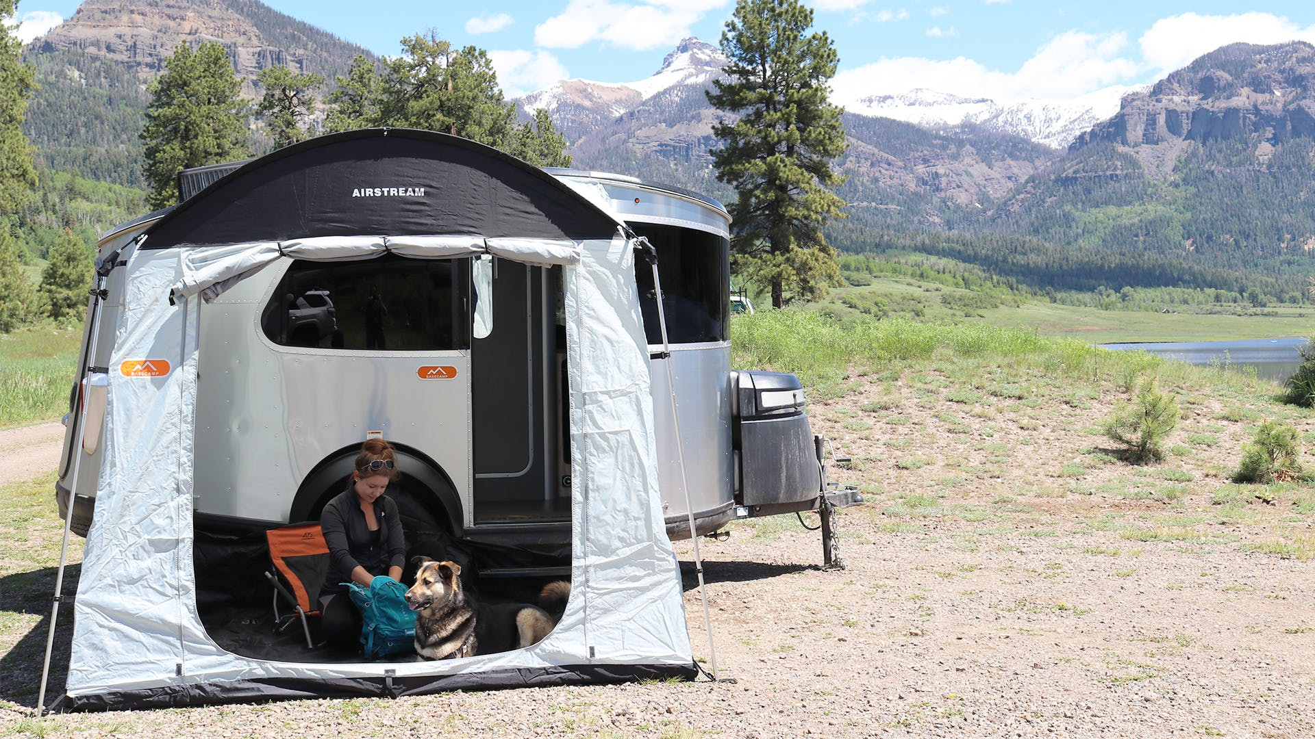 Airstream Basecamp Side Tent
