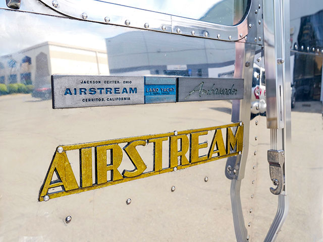 Airstream International 1970