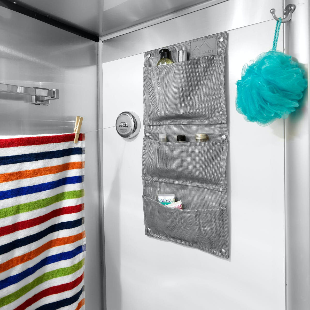 Basecamp Shower