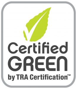 Airstream Certified Green TRA Certification