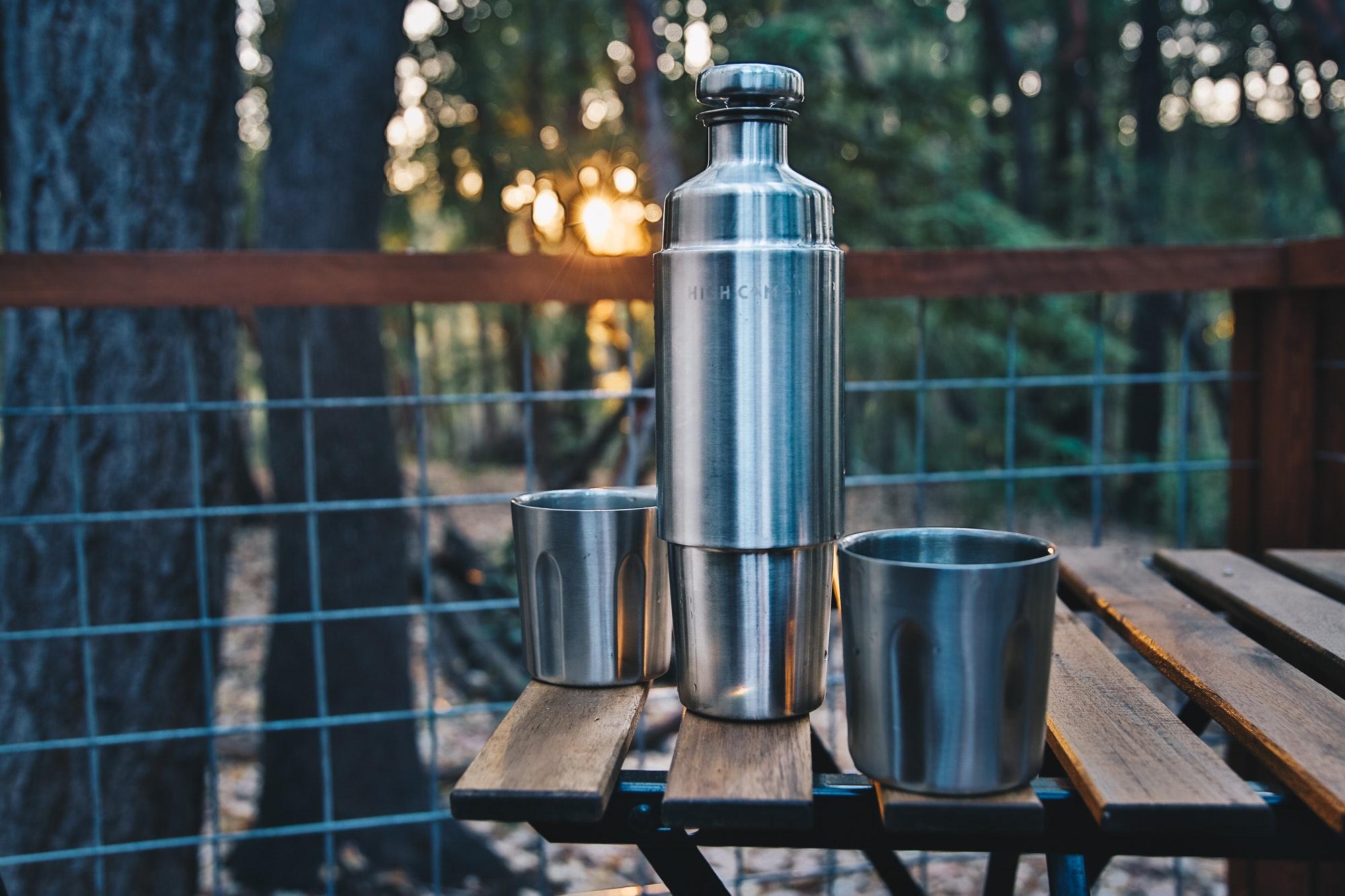 High Camp Flask - A-List