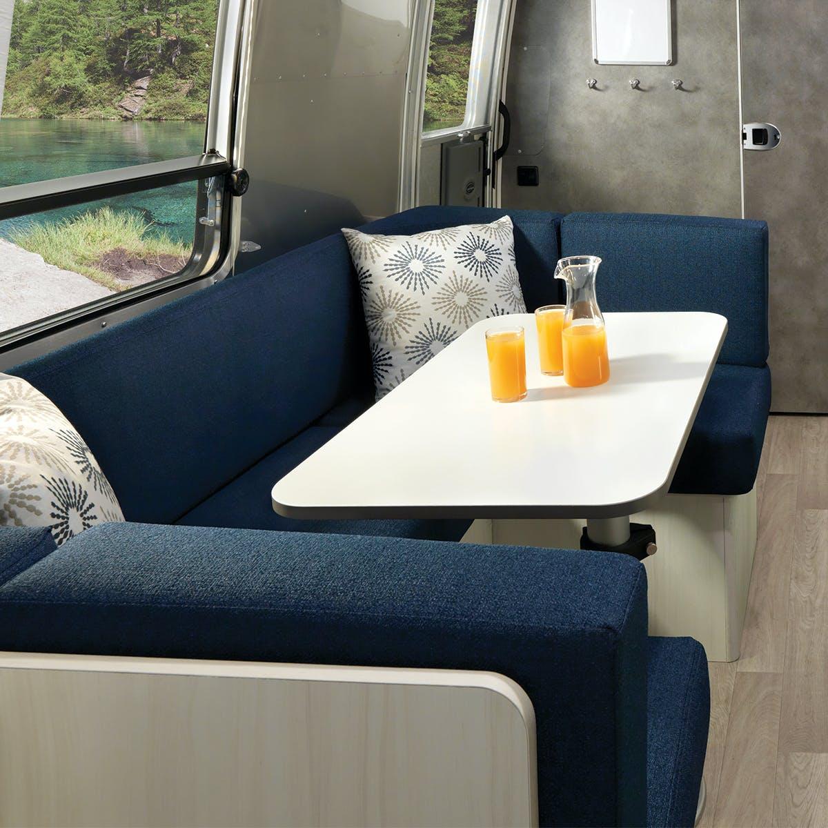 2020 Airstream Bambi 22FB Dinette