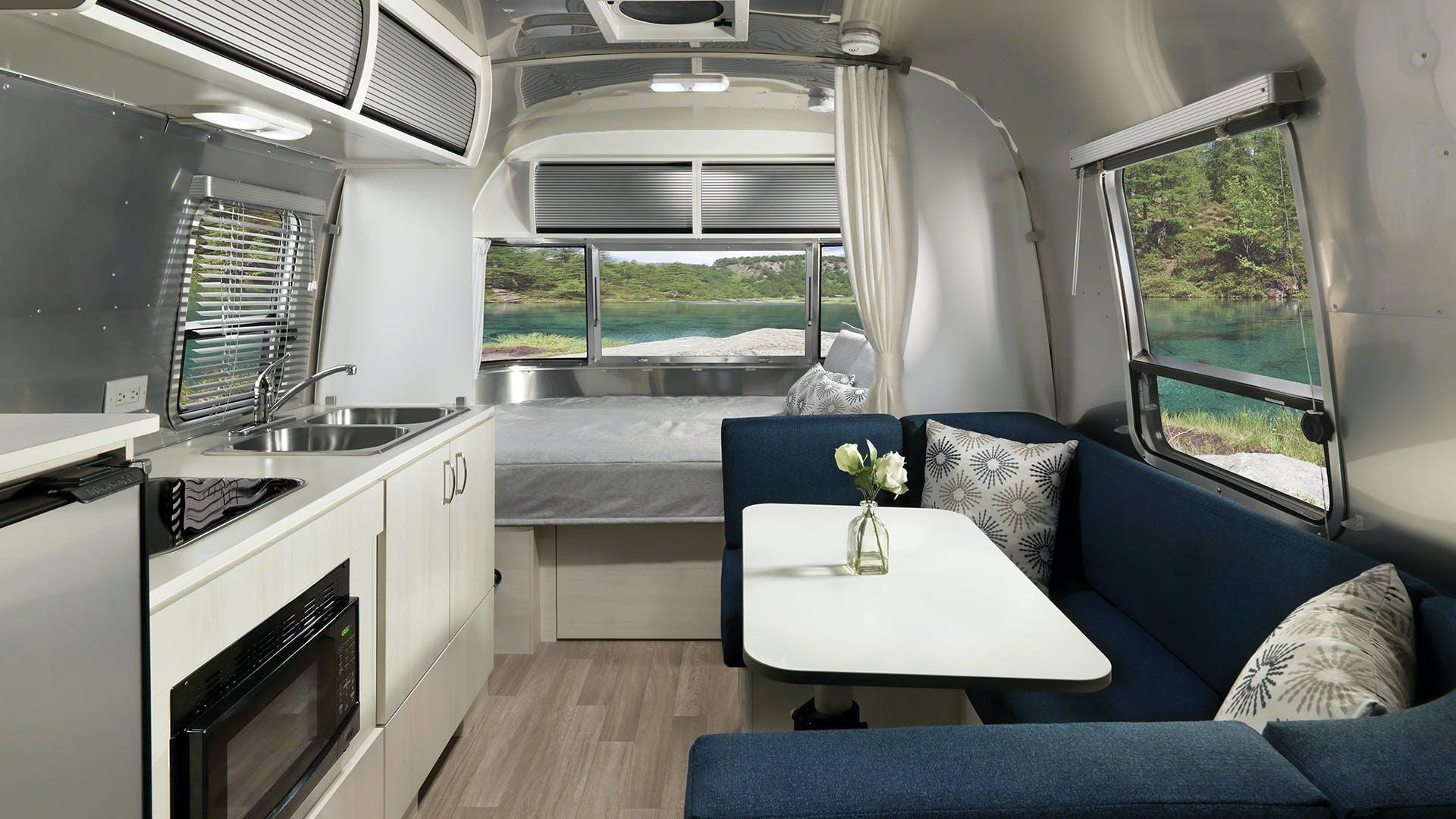 2020 Airstream Bambi Ocean Decor 22FB