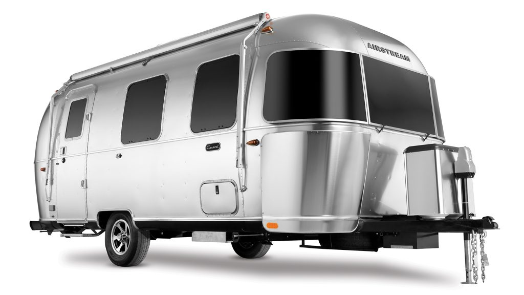 Airstream Caravel 22FB Travel Trailer