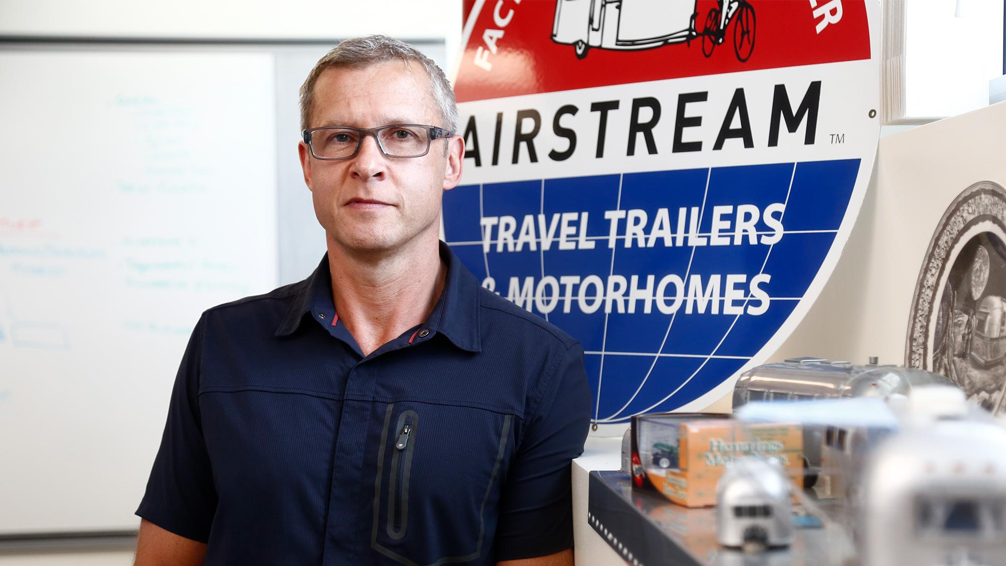 Bob Wheeler Airstream President and CEO