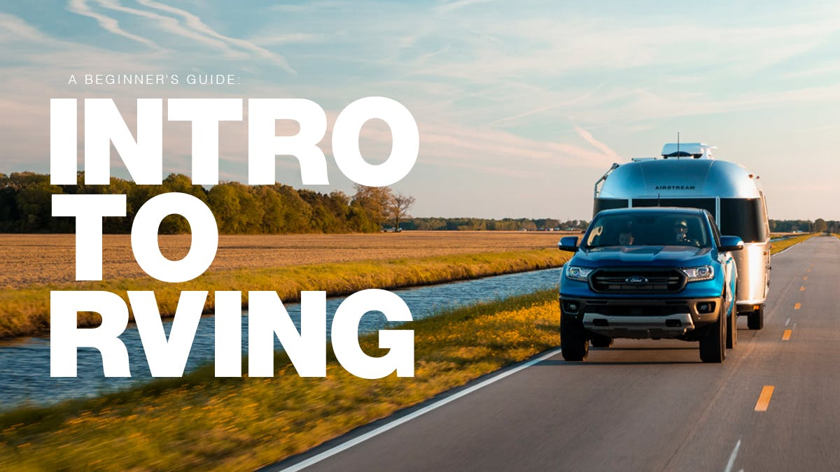 Intro to RVing Guide CTA