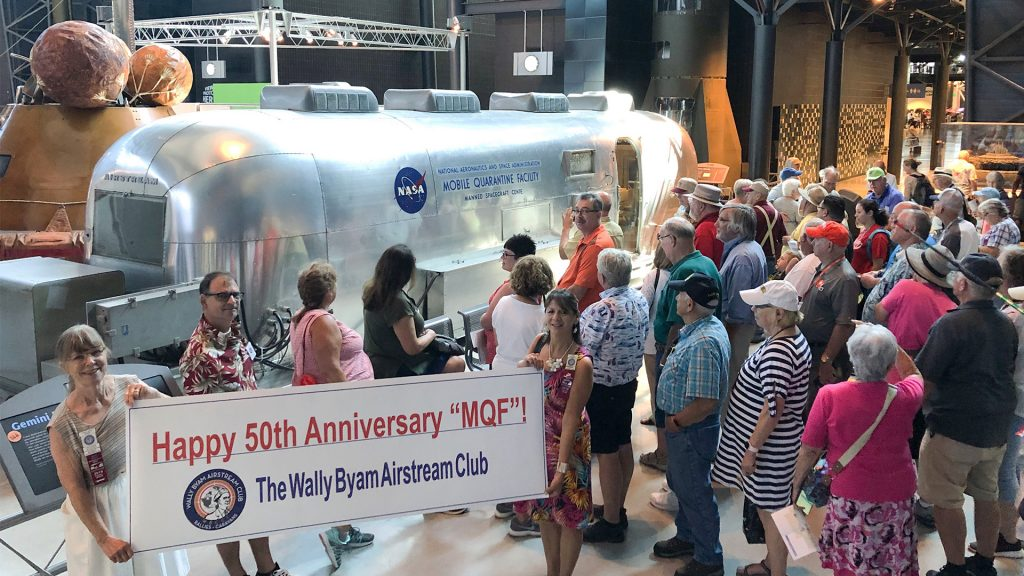 Airstream Mobile Quarantine Facility Smithsonian