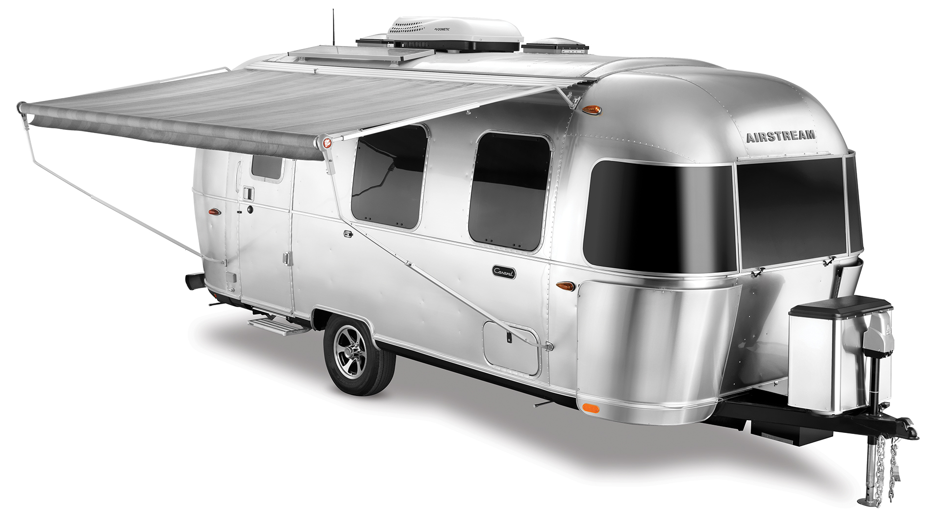 Airstream Caravel Travel Trailer 22FB