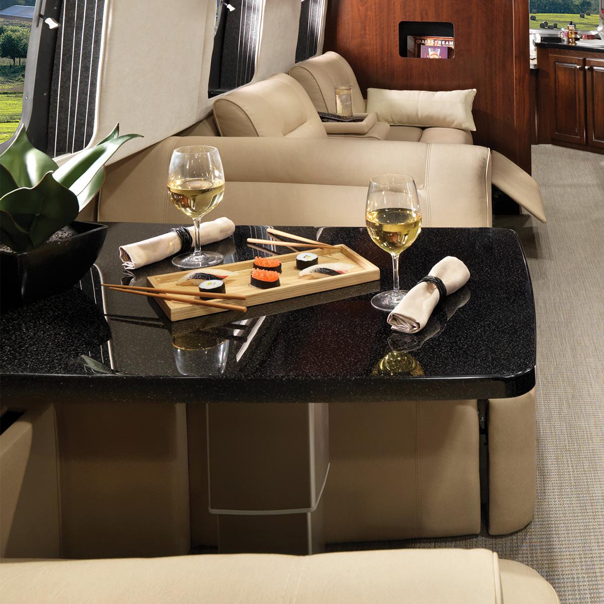 Classic 33fb Floor Plan Travel Trailers Airstream
