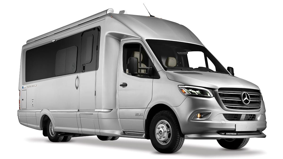 Airstream Atlas Tommy Bahama Touring Coach