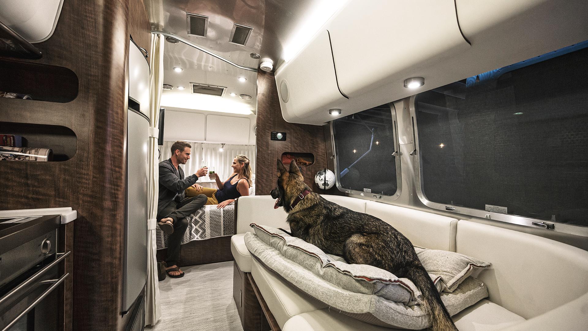 Airstream Trailer Interior 23