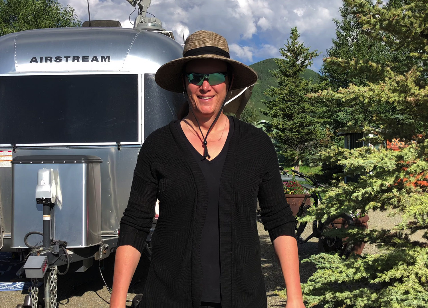 Airstream Customer Council Member Emily Lewis