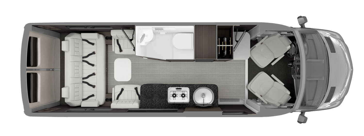 Airstream Interstate Grand Tour EXT