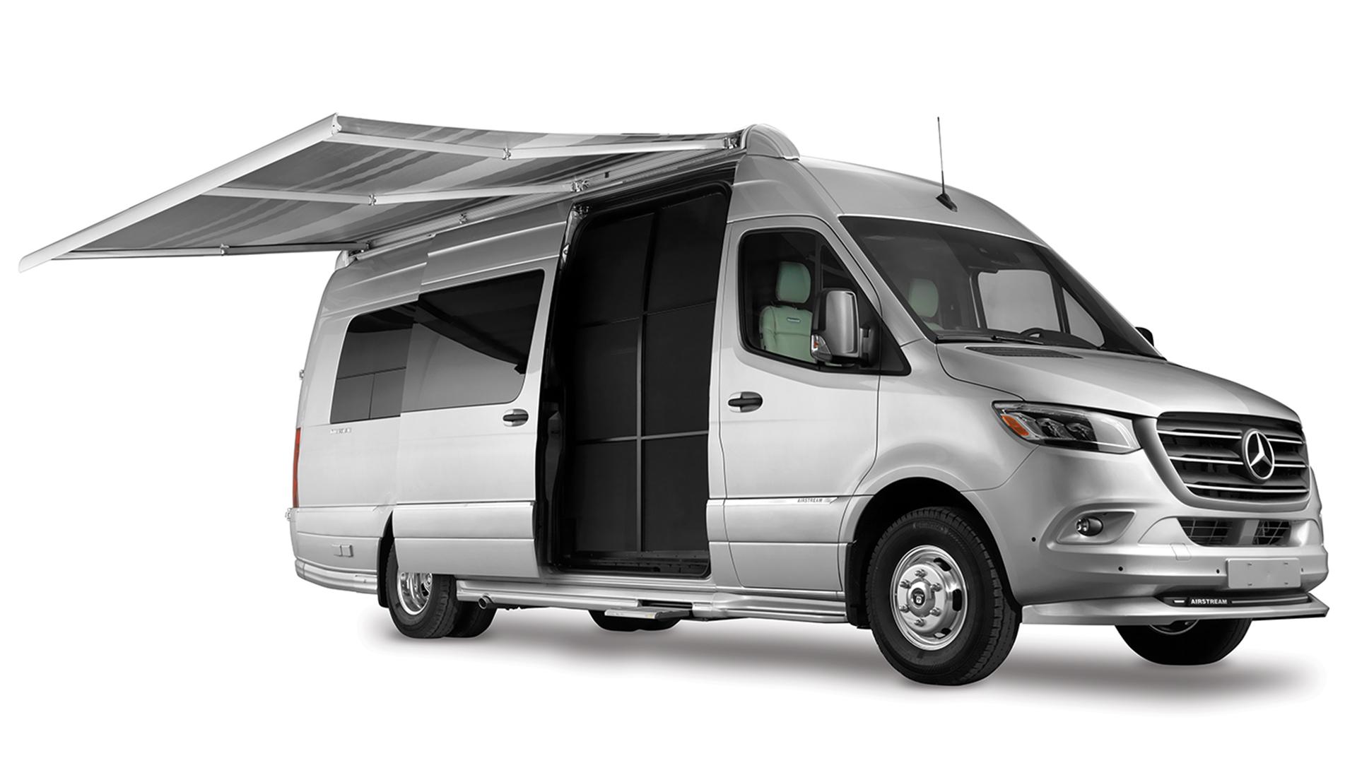 Interstate 24GT Floor Plan | Touring Coaches | Airstream