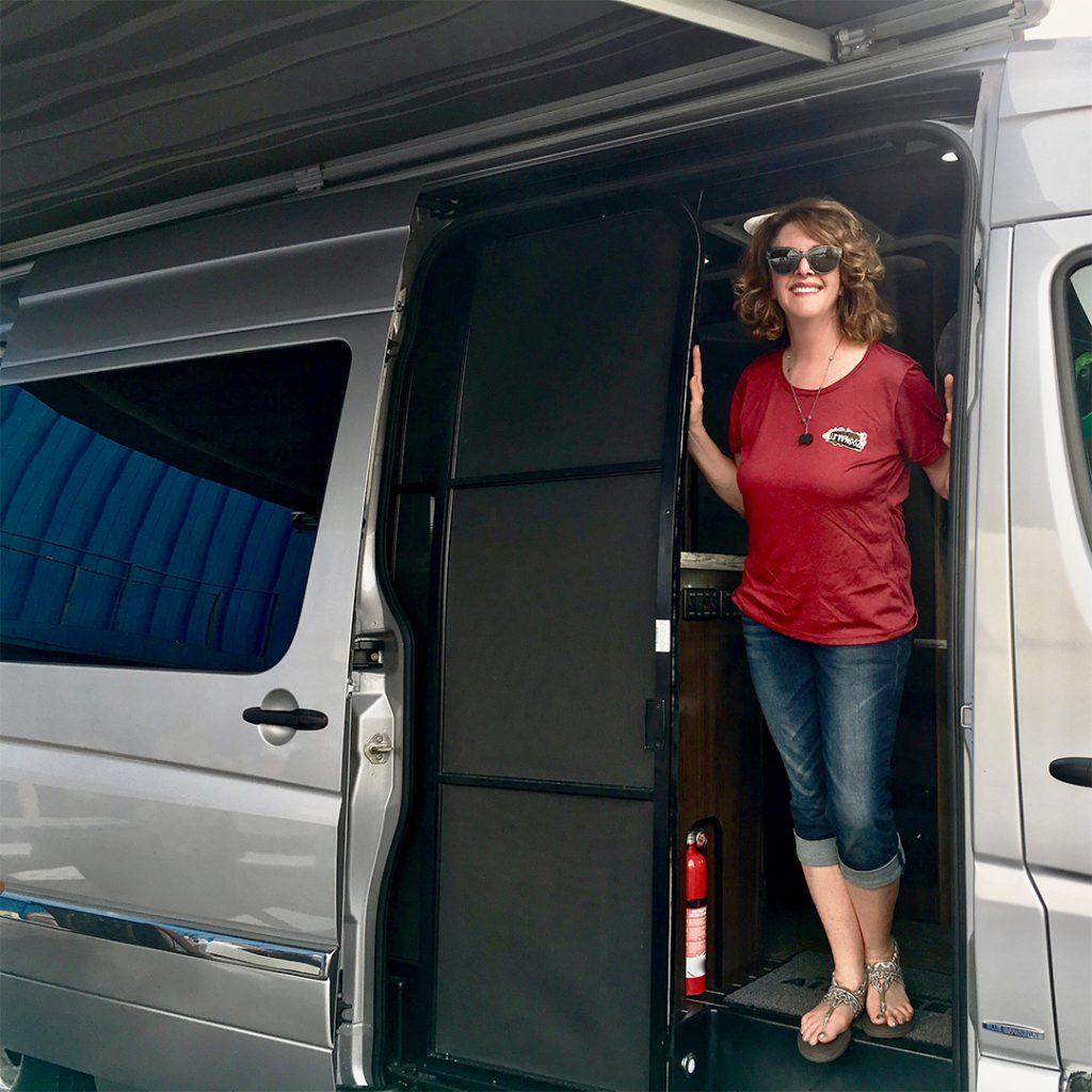 Airstream Touring Coach Rhonda Coleman