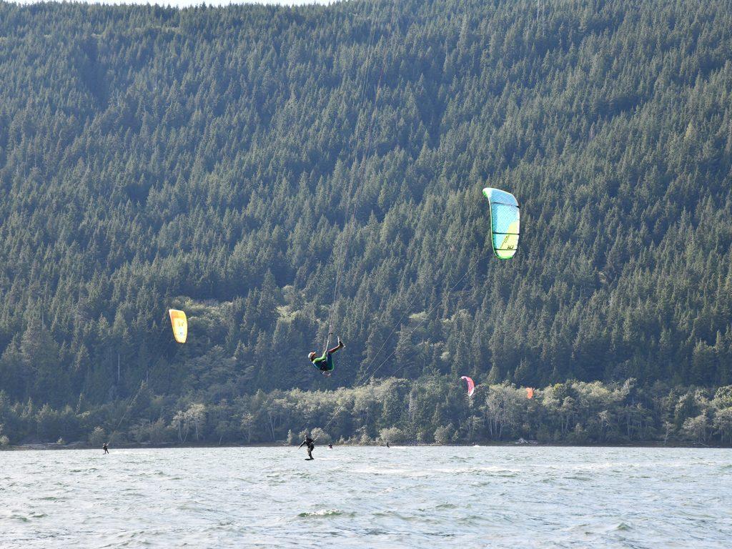 Airstream Kitesurfing