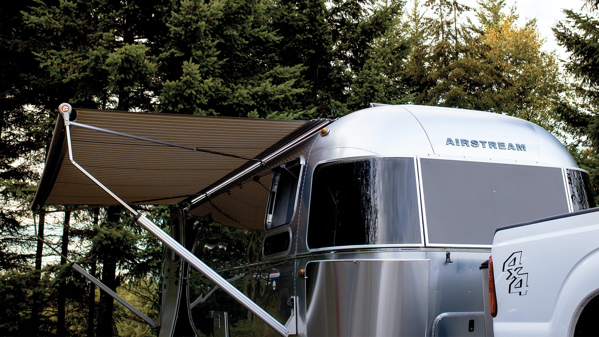 Airstream International Travel Trailer