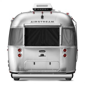 Airstream Caravel 16RB Rear Panoramic Window