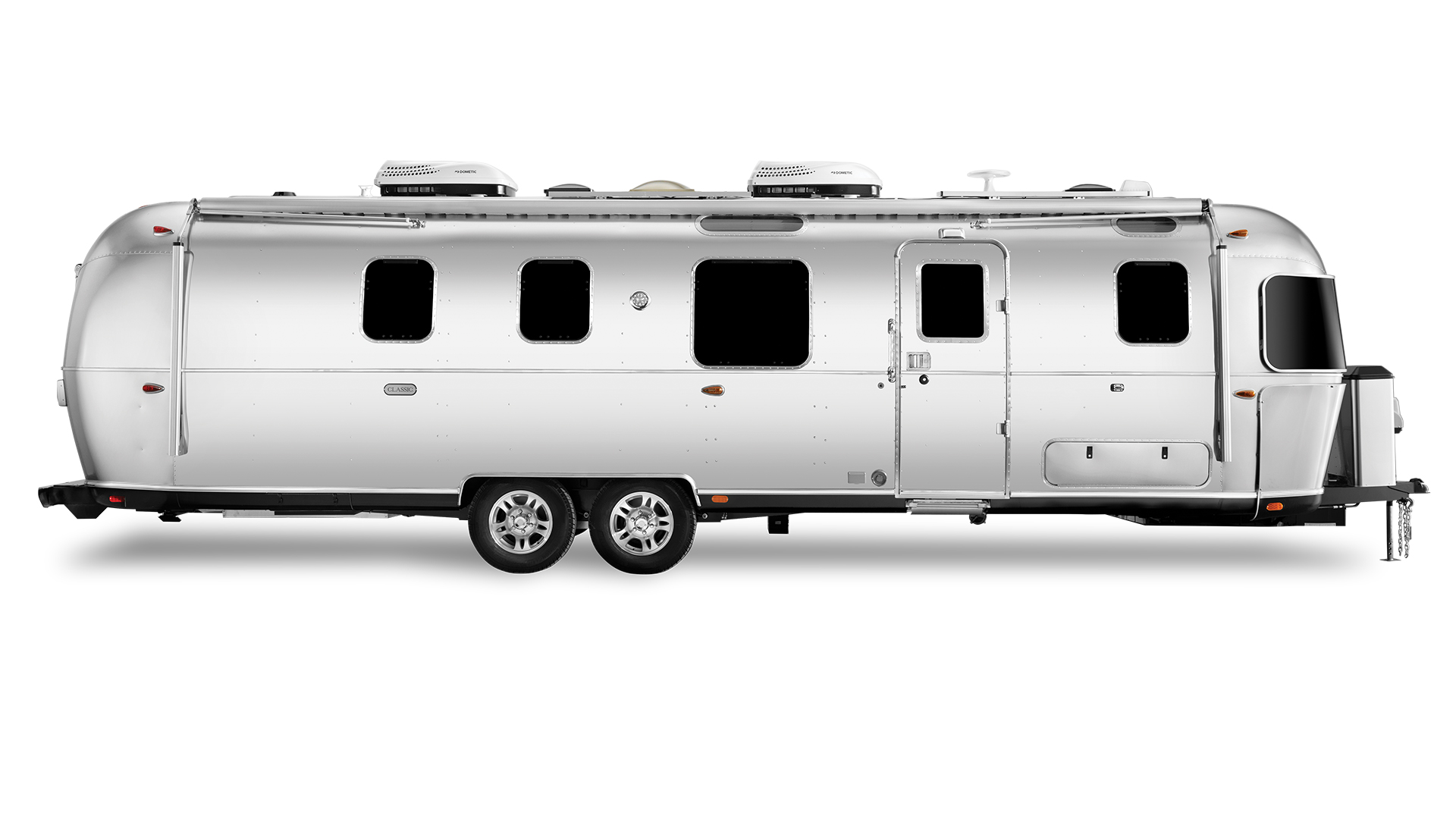 Airstream-Classic-Travel-Trailer-exterior-Curb-Side