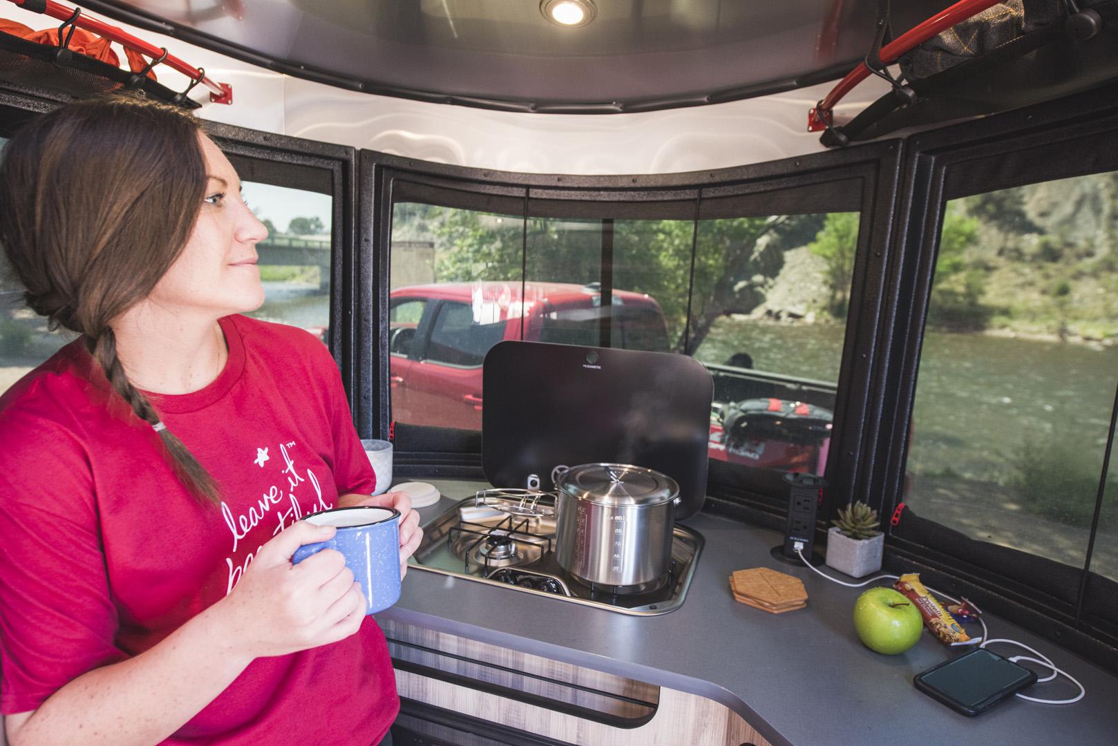 Airstream RV Kitchen Essentials and Checklists 13