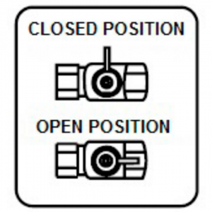 Valve Positions