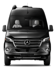 2020 Airstream Interstate Jet Black Front