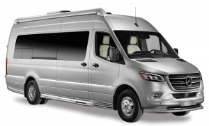 2020 Airstream Interstate EXT Silver Exterior