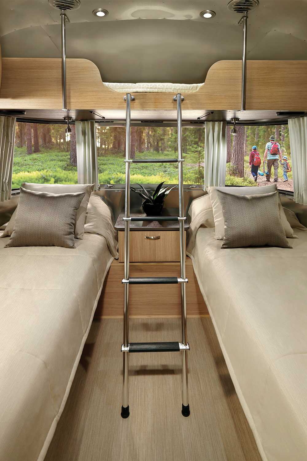 Airstream Bunk for 25FB and 27FB