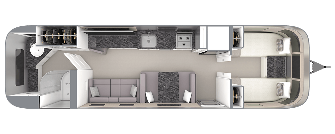 Airstream-Classic-33FB-Overview-Floor-Plan-Feature