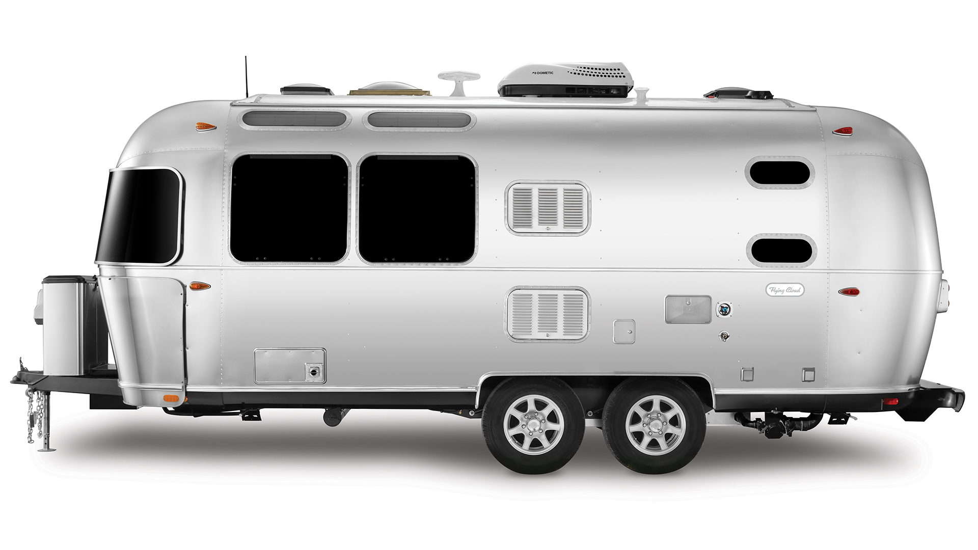 Airstream-Flying-Cloud-23-Corner-Bed-Bunk-Street-Side