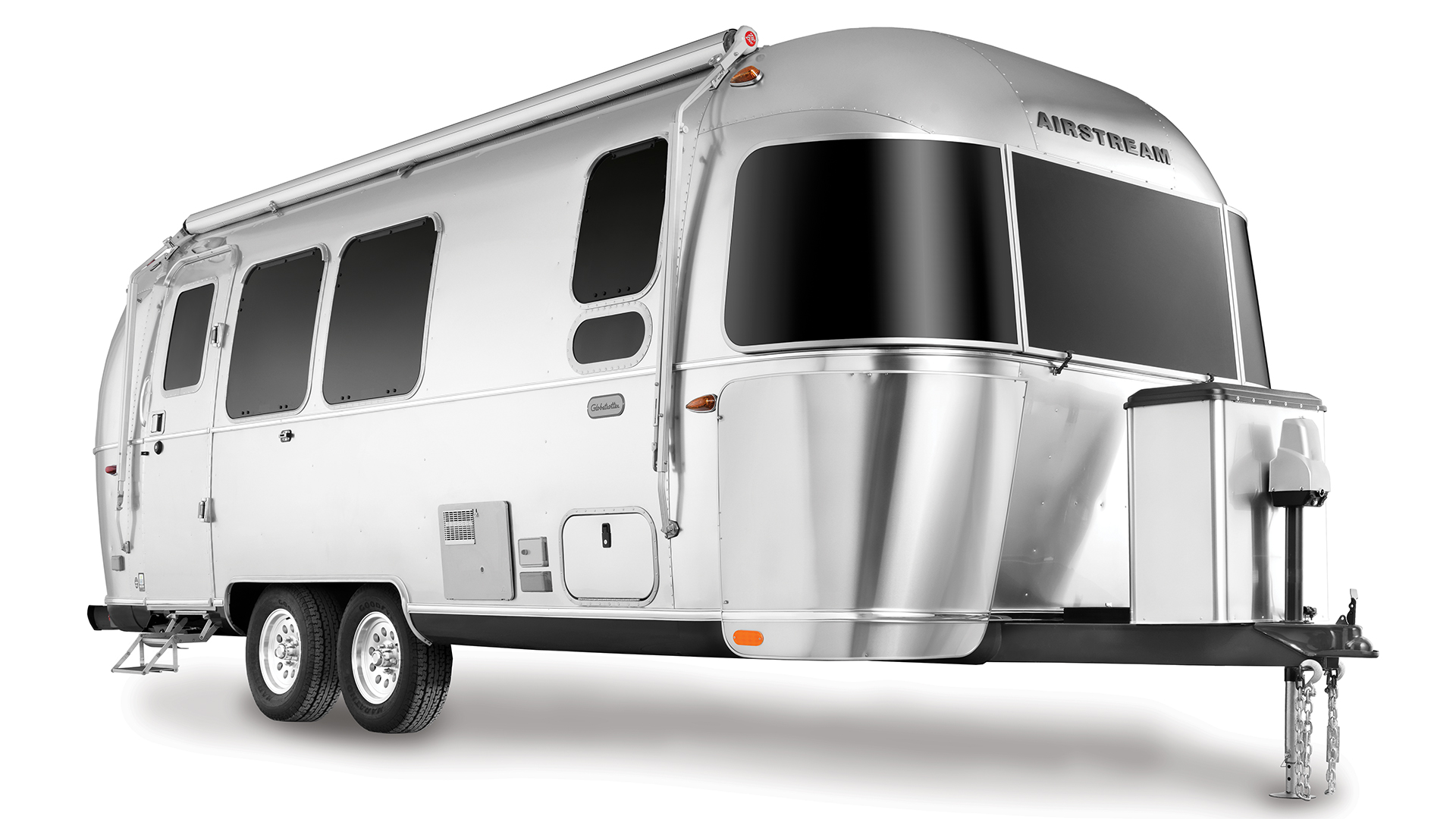 Airstream Globetrotter 23FB Travel Trailer