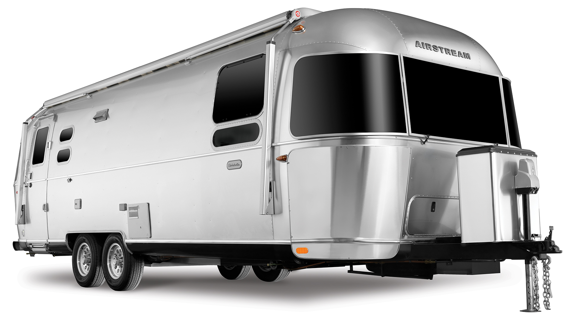 Airstream Globetrotter 27FB Queen Exterior