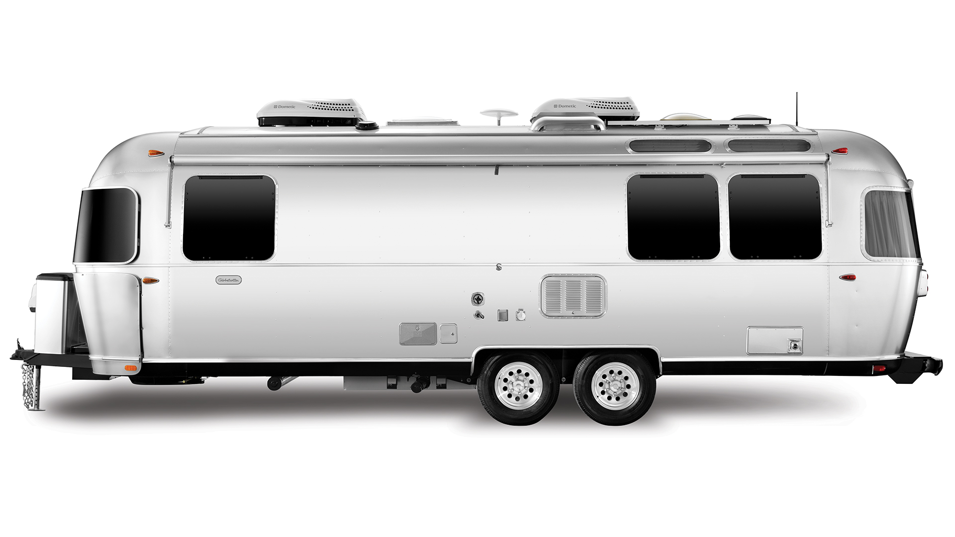 Airstream Globetrotter 27FB Street Side